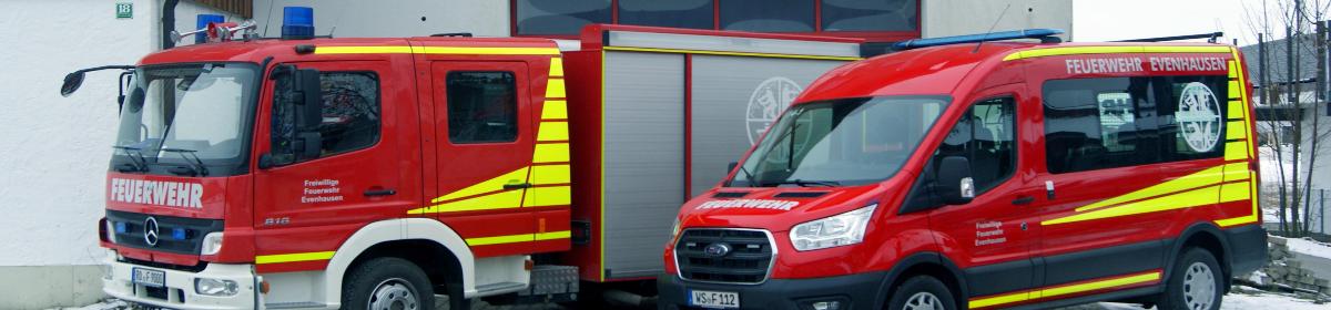 Feuerwehr Evenhausen